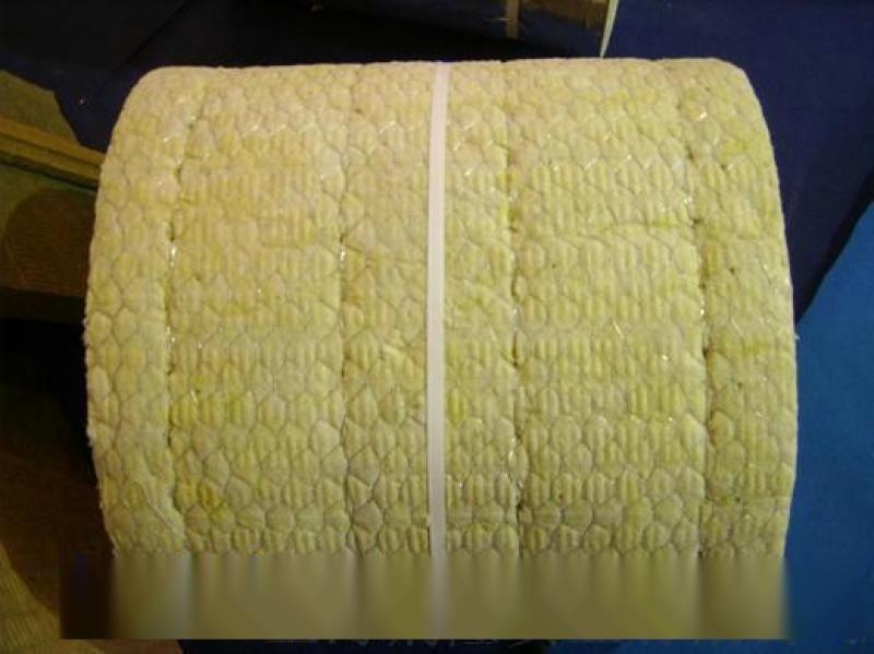 正规厂家生产的工业用岩棉卷材 樱花岩棉