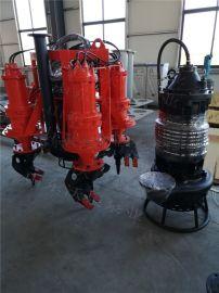 江苏泰州潜水渣浆泵电动耐磨砂浆泵厂家