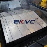 钢板防护罩伸缩式不锈钢直线导轨护板