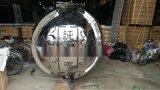 圆球雕塑 不锈钢圆球镂空雕塑 彩色球雕塑厂家定制