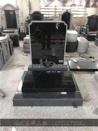 大量大理石墓碑出售 款式多样 山西黑墓碑 中国黑墓碑 价格公道