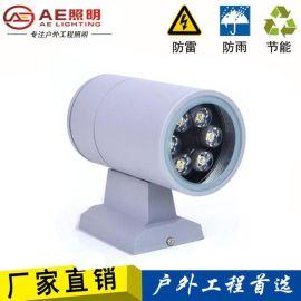 AE照明AE-BD-02 戶外雙頭壁燈led壁燈6W9W12W18W