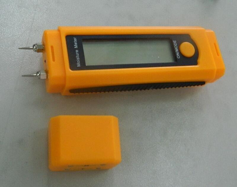 插针式木材水分测定仪,木材湿度检测仪TK110