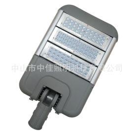 led模组路灯头变形金刚路灯外壳 可调角度路灯
