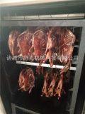 供应舒克烟熏炉500型 腊肉烟熏炉 大型蒸熏炉全自动电脑版控制