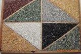 上海桓石膠粘石地坪16種天然彩石用於透水性景觀道路、車型或人行道、公園和廣場