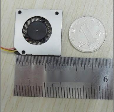 禹臣慧博3004微型直流風扇(靜音輕薄型)