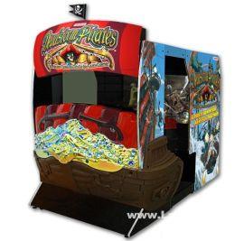 海盗船游戏机