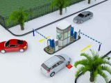 停车场车牌自动识别系统