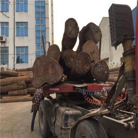 正宗菠萝格防腐木材料,菠萝格防腐木围栏施工建材市场