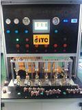 多工位高精密电磁阀气密性流量自动测试设备