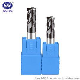 SKK 德国进口S550高硬圆鼻刀 钨钢数控刀具 东南亚总代理