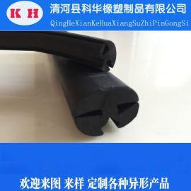 供应 密封条U型硅胶 硅胶门窗密封条 防火密封条
