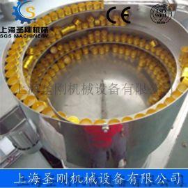 厂家直销 转盘式灌装锁盖机 口服液灌装锁盖机 小圆瓶灌装机