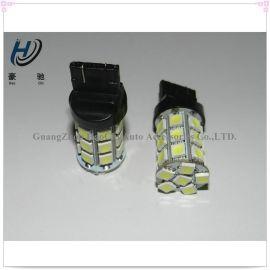 7443 T20 27SMD 5050 LED汽车改装转向灯/倒车灯 刹车灯