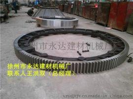 滚筒包膜机大齿轮 复合肥行业造粒机配件