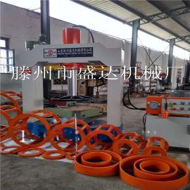 供应**液压压胎机工程实心轮胎拆装机欢迎实地考察滕州盛达机械