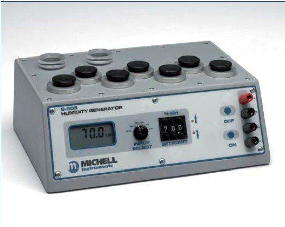 S503湿度发生器校验仪