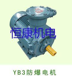 YB3系列防爆电机 隔爆型三相异步电动机