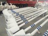 大刀臂路燈杆 高低臂燈杆 雙臂路燈杆 先諾路燈杆生產廠家