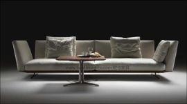 欧也家具S8671时尚简约现代转角布艺沙发