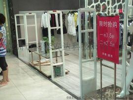 鸿泰安EAS超市防盗设备 服装防盗器 E05 服装防盗门门禁系统