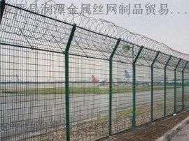 广东深圳市机场_Y型安全防护网_机场护栏网