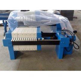 XMJ4/450-U机械厢式压滤机