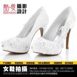 东莞凤岗产品拍摄凤岗鞋子高跟鞋鱼嘴鞋拍摄商业摄影工作室