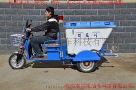 480升塑料垃圾箱、500升塑料垃圾桶电动垃圾车价格实惠