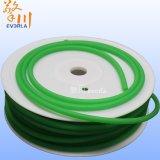 批发绿色粗面10mm聚氨酯PU圆带 圆形传动带