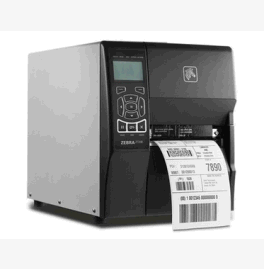 ZEBRA 斑马条码打印机ZT230 200dpi 工商业 吊牌打印条码机