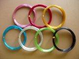 彩色铝丝,扁丝,花纹丝,方形丝,三角丝