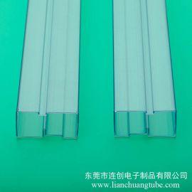 供应连接器真空管 无杂质连接器包装管 抗静电包装管 欢迎来电