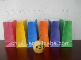 手提袋牛皮纸购物袋通用包装