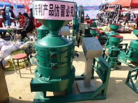小型谷子碾米机 脱皮设备 生产线