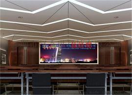 舞台屏超清晰酒店饭店背景屏移动大屏幕P7.62led屏幕室