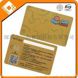 FM4442 ,SLE4442芯片接触式IC卡