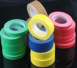 供应 耐高温黑色美纹纸 高粘度 绿色美纹胶带 蓝色美纹胶带