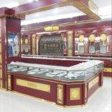 各種款式精美的黃金珠寶櫃檯展櫃,銀飾品展櫃 珠寶玉器展櫃 玻璃櫃