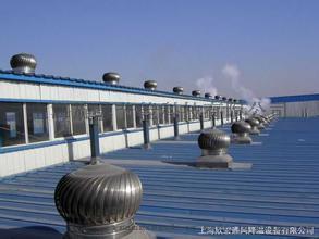 A屋顶风机厂房600型无动力排气扇不锈钢风球