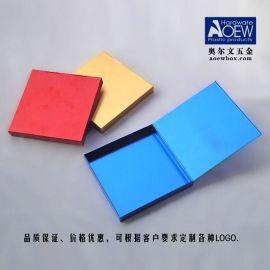 正方形铝包装盒 阿胶糕铝包装盒 虫草铝包装盒