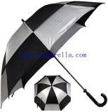 高尔夫双层防风伞