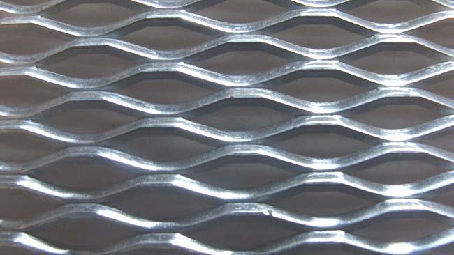 菱形鋼板網 噴漆鋼板網