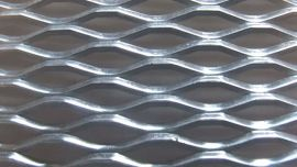 菱形钢板网 喷漆钢板网