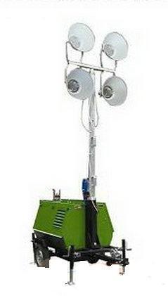 移动式照明灯塔