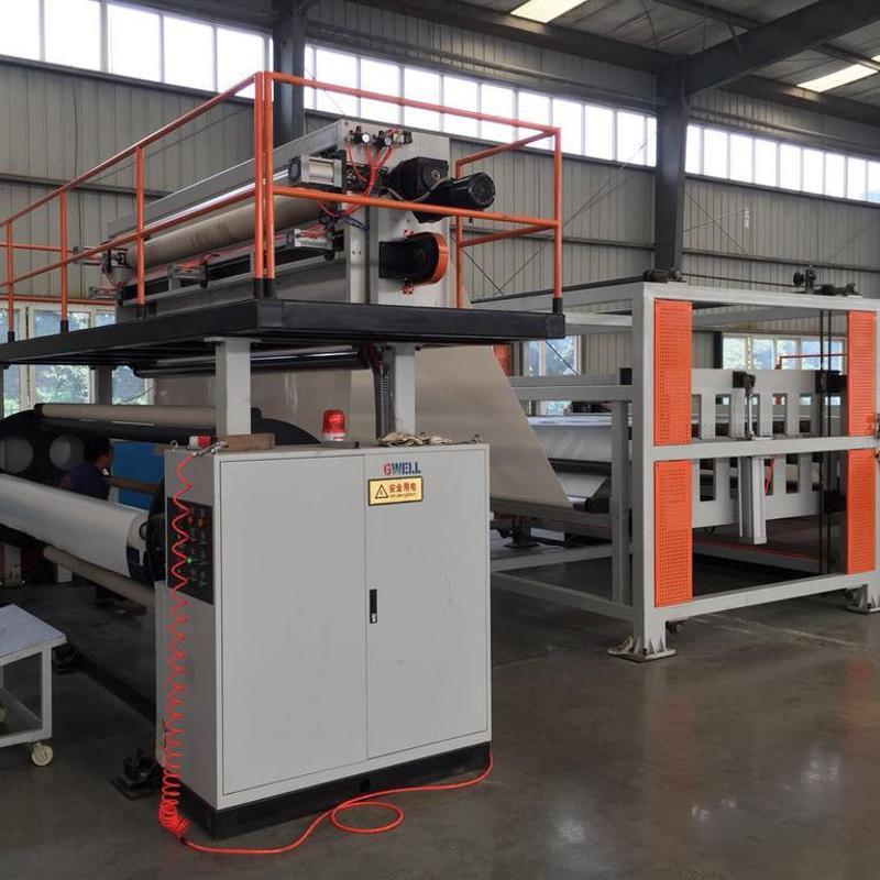 丙綸防水設備、防水設備、卷材生產線設備