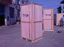 上海优质出口木包装箱供应