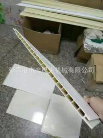 PVC扣板挤出机PVC竹木纤维集成墙板塑料扣板生产线