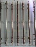 玫瑰金不鏽鋼拉手  大門不鏽鋼門把手供應